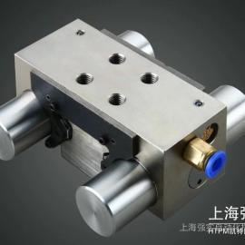 直线导轨制动器Linear motion control 气压常闭型带刹车钳制器
