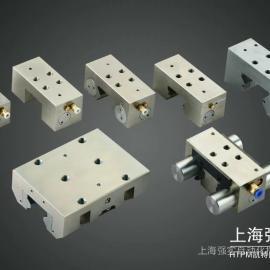 线性导轨用制动器夹紧机构Linear motion control 气压常闭型