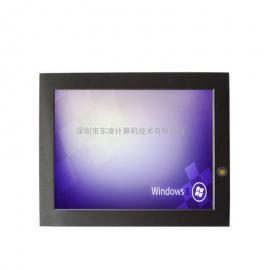 全封闭15寸工控电脑IP65防尘防水15寸工业计算机