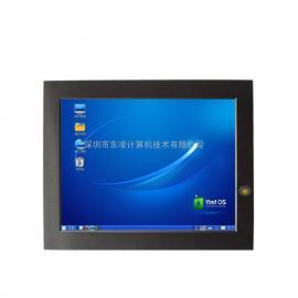 XP系统15寸工控电脑户外使用15寸工业计算机带电池