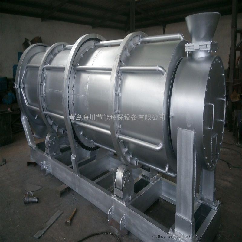 滚筒冷渣机