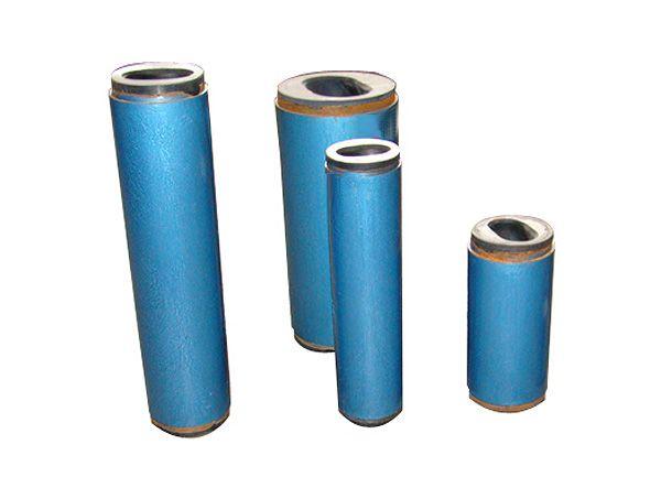 永嘉良邦螺杆泵配件定子-橡胶铁桶