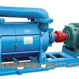 永嘉良邦2SK两级水环真空泵