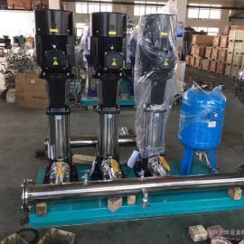 全不锈钢恒压变频供水设备生产厂家