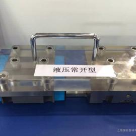 线性导轨用制动器夹紧机构 液压控制常开型钳制器CH35R-EA