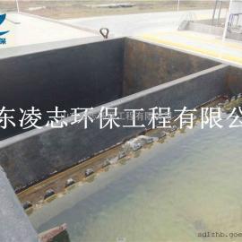 斜管沉淀池 生活污水处理设备 固液分离设备