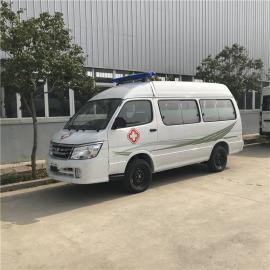 金杯海狮120救护车
