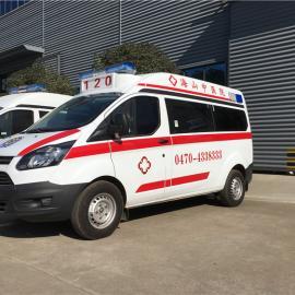 四川成都救护车多少钱一辆