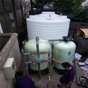 10吨PE储水塔