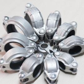 中国质量很好的卡箍生产厂家沟不锈钢卡箍