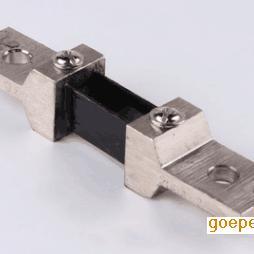 昆二晶供应直流分流器FL-2型A级50A75MV