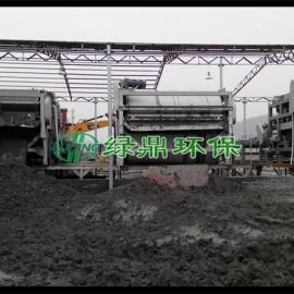 建筑泥浆泥浆脱水机