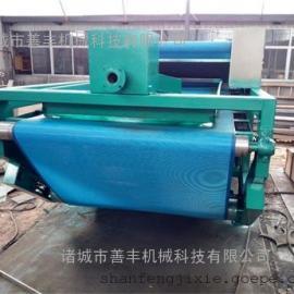 小型污泥厂污泥处理设备,碳钢、不锈钢带式压滤机厂家直销