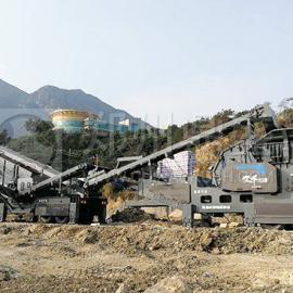 鼎盛移动式建筑垃圾处理设备助力福州建筑垃圾再生利用