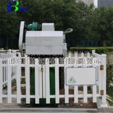北京机械格栅除污机 格栅除污机设备 贝特尔加工定制厂家