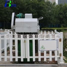 回转式机械格栅除污机 机械格栅机 贝特尔环保 技术先进