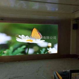 P2.5全彩LED显示屏含视频处理器控制系统多少钱一平