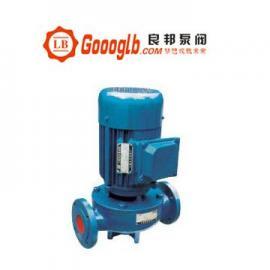 永嘉良邦SG型立式管道泵