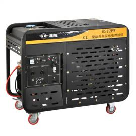 汉萨焊机型号HS12EW应急3.5KW发电电焊机多少钱