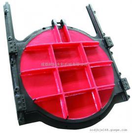 黔西南兴义圆形铸铁闸门