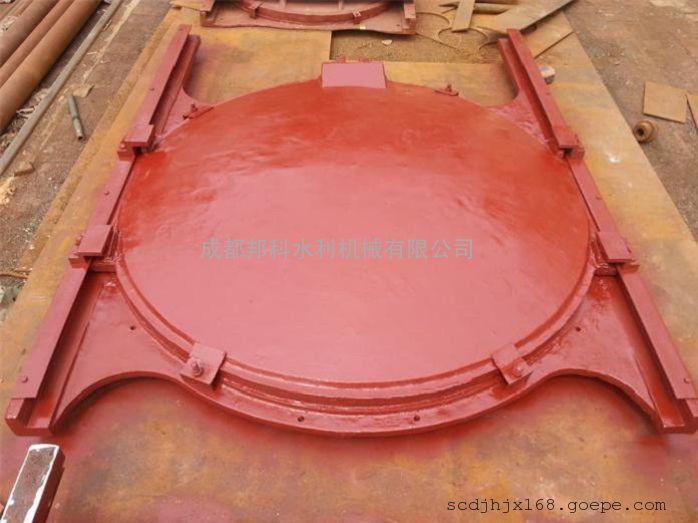 遵义红花岗铸铁闸门