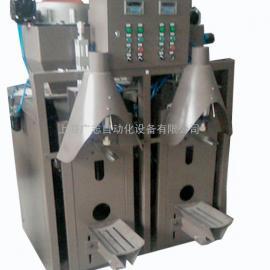 10KG保温砂浆自动推袋包装机