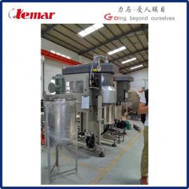 100L超细氧化锆砂磨机砂磨机