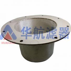 华航供应不锈钢烧结网滤筒 不锈钢烧结滤芯 厂家直发