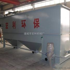 山东专业生产制造 溶气气浮机 平流式气浮 沉淀气浮机