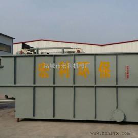 舜都YW 平流式气浮机 气浮过滤一体机质优价廉 气浮设备