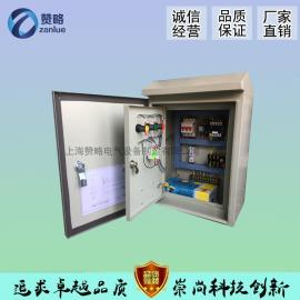 厂家直销直接启动水泵控制箱一控一3kw液位控制