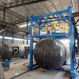 双层罐设备江西南昌厂家直销按需定制皇泰双层罐生产设备