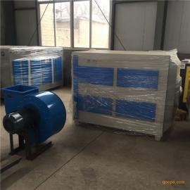 晨明环保活性炭废气吸附装置的除臭效果