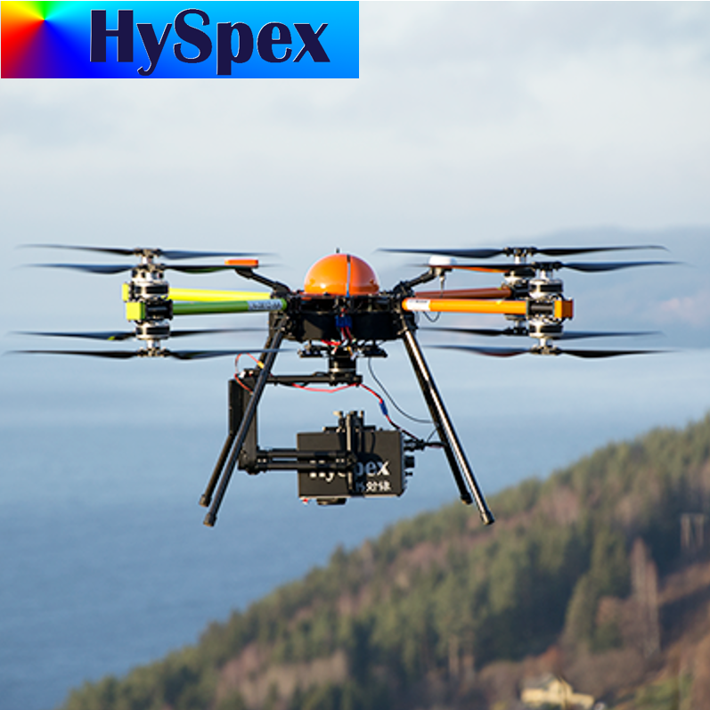 Hyspex无人机载高光谱成像光谱仪Mjolnir V-1240