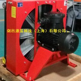 剑邑ELF系列兰石装备石油钻探设备防爆型液压风冷却器散热器