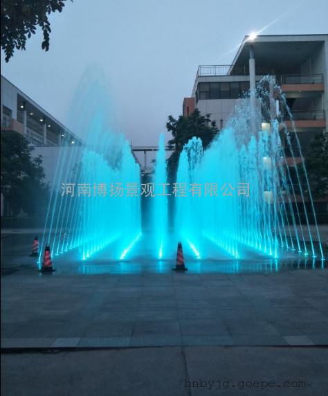 新郑喷泉价格,新郑做喷泉的公司,新郑音乐喷泉公司,博扬喷泉