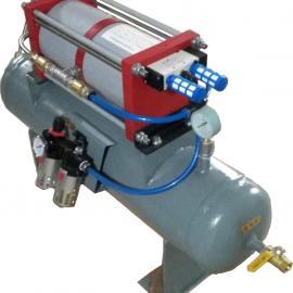 气动增压泵