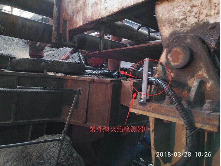 宝威燃控现货供应烤包器熄火保护报警控制箱BWBQ-13
