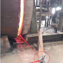 定制炼钢厂防爆烤包器熄火监测 烤包器保护装置 熄火联控装置