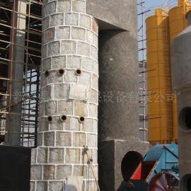 麻石水膜脱硫塔,不锈钢脱硫塔