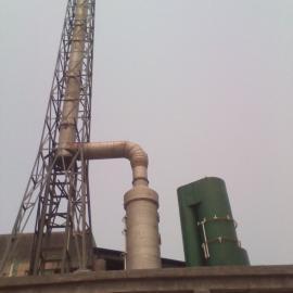 除尘脱硫设备・不锈钢脱硫塔・水膜除尘