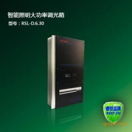 智能照明大功率调光箱RSL-D.6.30型6路30A