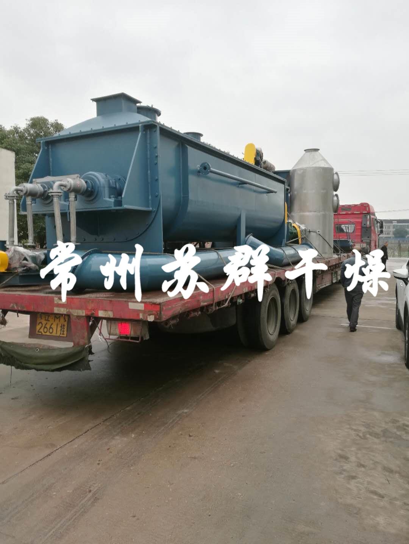活性污泥专用空心桨叶干燥机
