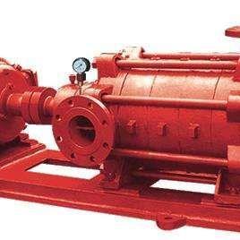 永嘉良邦XBD-W型卧式多级消防泵
