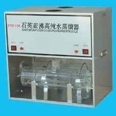 SYZ-135石英亚沸高纯水蒸馏器