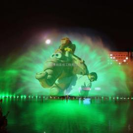 水幕电影,水幕电影设计安装,河南水幕电影喷泉公司,博扬喷泉