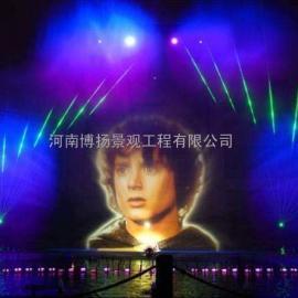 水幕电影价格,水幕电影设计安装,郑州音乐喷泉公司,博扬喷泉