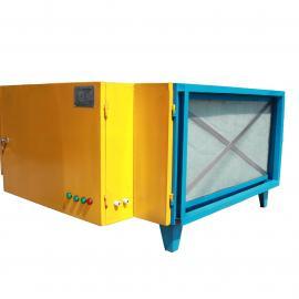 除臭除尘废气处理设备低温等离子锅炉燃烧