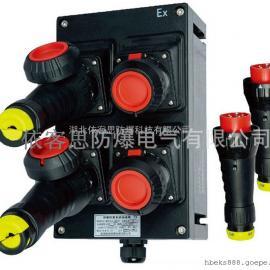 BXS8050-16A380V防爆防腐电源箱/防爆防腐插座箱/工业插头作业箱