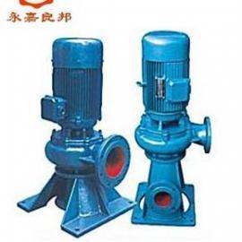 永嘉良邦LWP型不锈钢直立式排污泵